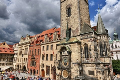 Hôtel de ville, Prague. (© Prague City Tourism)