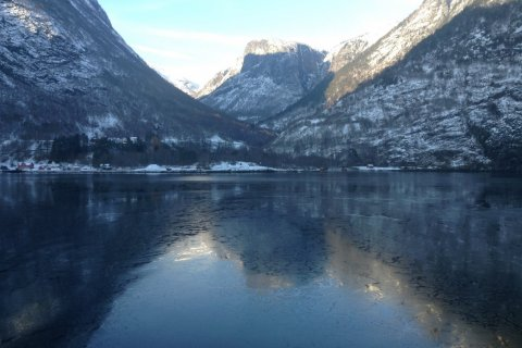 Fjord à Voss. (© Camille RENEVOT)