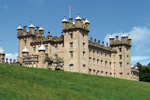 Floors Castle. (© McMephisto - iStockphoto.com)