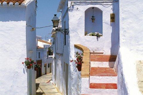 Dans les ruelles de Frigiliana. (© Author's Image)