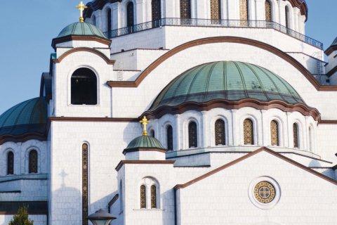 Cathédrale de Saint-Sava. (© krutenyuk - Fotolia)