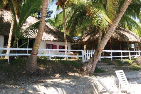 Choukoune à Ti Mouillage (Jacmel - Marigot). (© Delphine Millet Prifti)