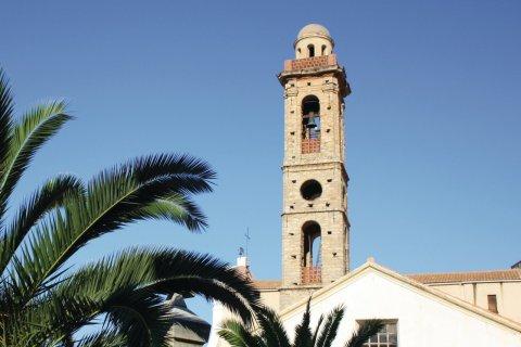 Église de Lumio (© XAVIER BONNIN)