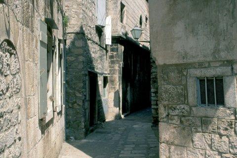 Ville médiévale de Trogir. (© Erwan Le Prunnec - Iconotec)