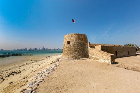 Forteresse de Qal'at Bu Mahir. (© Manu M Nair - Shutterstock.com)