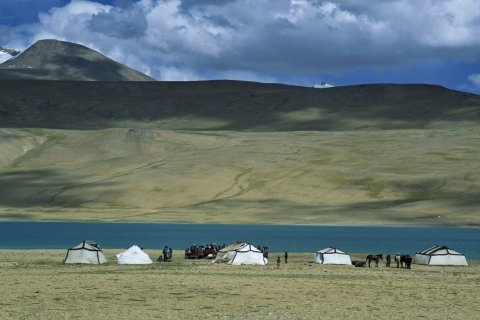 Changtang. (© Eric Martin - Iconotec)