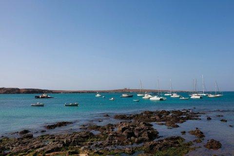 Port de Sal Rei. (© Julien HARDY - Author's Image)