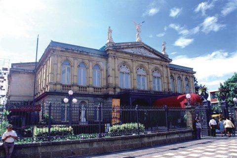 Théâtre National de San José (© ICT (Institut Costaricien de Tourisme))