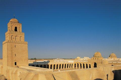 Grande mosquée de Kairouan. (© Alamer - Iconotec)
