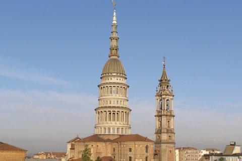 Cupole de la Basilica San Gaudenzio (© Archivio Fotografico ATL della Provincia di Novara)