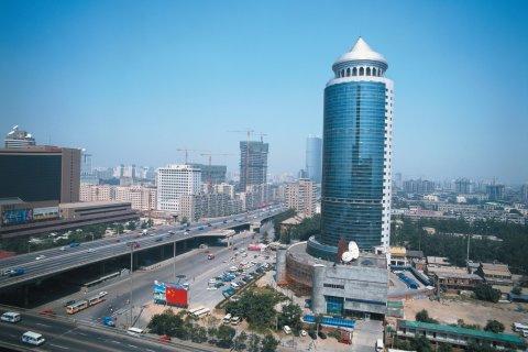 Vue de Pékin. (© China Stock photos - Iconotec)