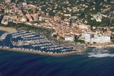 Le port de Sainte-Maxime (© Marc CECCHETTI - Fotolia)