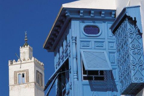 Moucharabieh de Kairouan. (© Alamer - Iconotec)