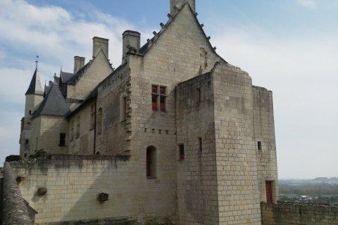 Forteresse royale de Chinon. (© Alexandre BLOND)