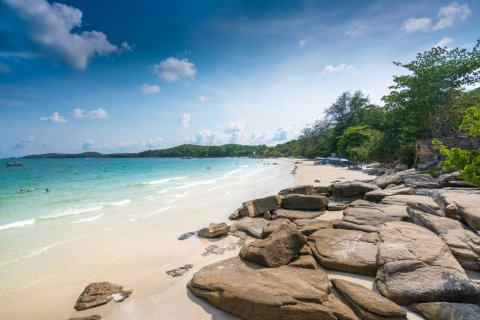 Magnifique plage Sai Kaew. (© RUKSUTAKARN studio - Shutterstock.com)