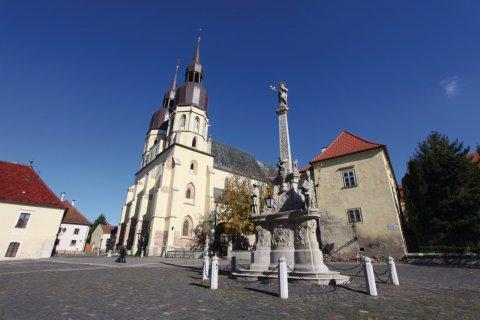 Église Saint-Nicolas. (© Tomas Sereda - Fotolia)