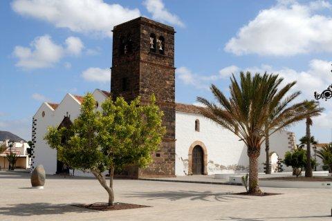 Église Nuestra Señora de la Candelaria à La Oliva (© Erhard Wolloner - Shutterstock.com)