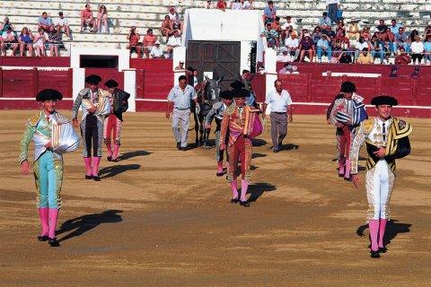 Corrida de Fuengirola. (© Author's Image)