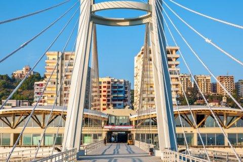 Pont Pista e Re à Durrës. (© Ppictures - Shutterstock.com)