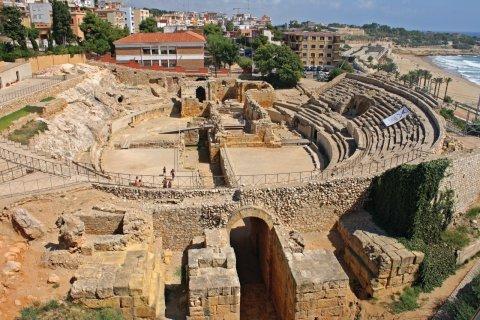 Amphithéâtre romain de Tarragone. (© Kiev4 - Fotolia)