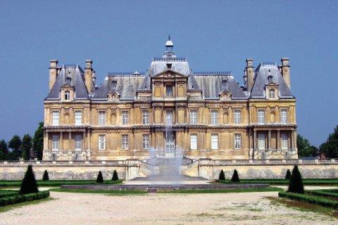 Le château de Maisons-Laffitte (© Philophoto - Fotolia)