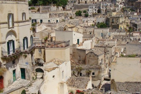 Ville de Matera. (© Jenifoto - Fotolia)