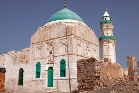 Mosquée Taj as-Sir. (© Marc GOUTALIER)
