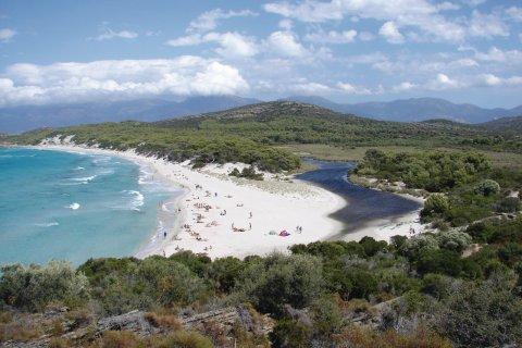 La plage de Saleccia (© CastaLibre - Fotolia)
