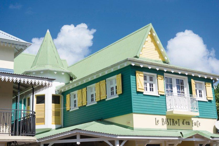 Martinique le guide touristique petit fut arts et culture for Architecture celebre