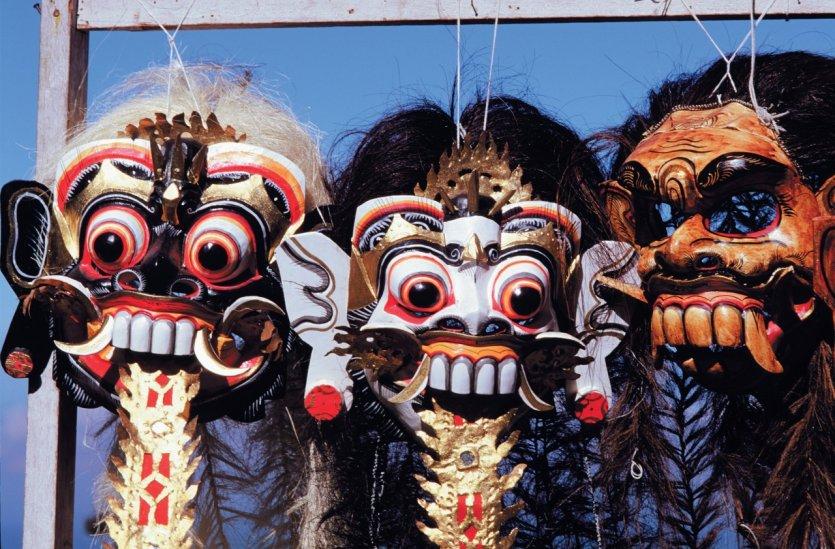 Bali guide touristique petit fut arts et culture for Peinture qui masque les imperfections