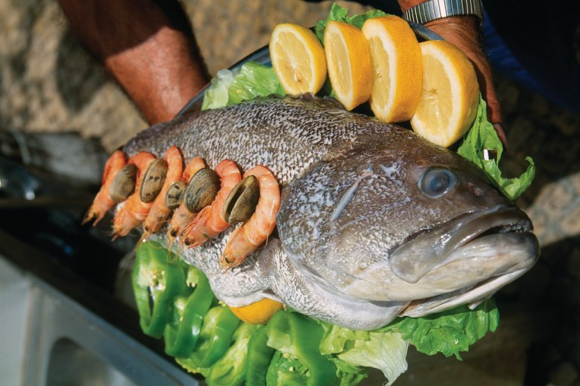 Lisbonne guide touristique petit fut cuisine portugaise for Cuisine portugaise