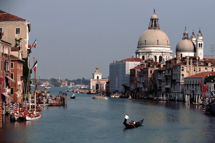 Le Grand Canal.