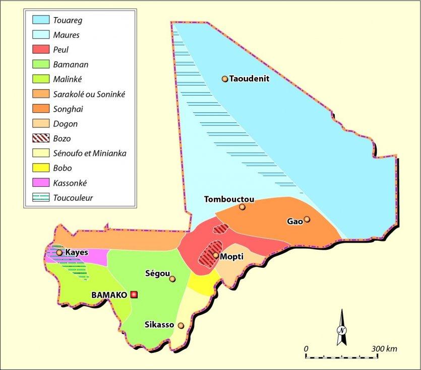Dmographie et Ethnies d'Afrique - Afrique : guide des 55
