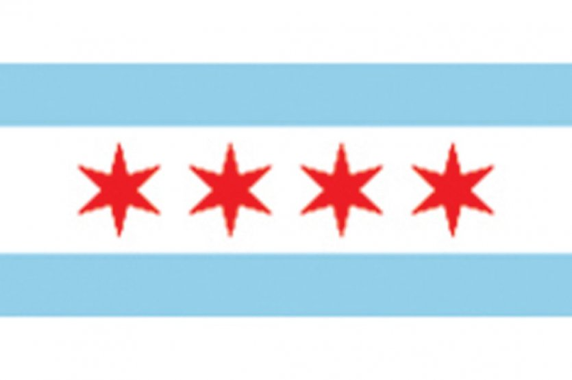 Drapeau Chicago.
