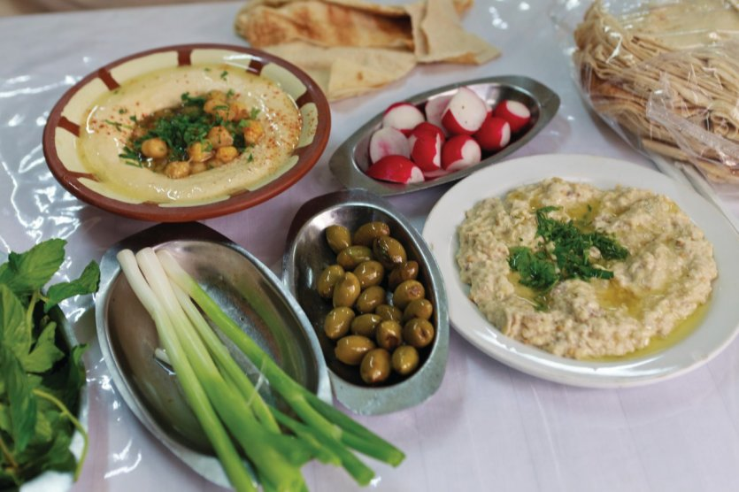 Liban guide touristique petit fut cuisine libanaise - Livre de cuisine libanaise ...