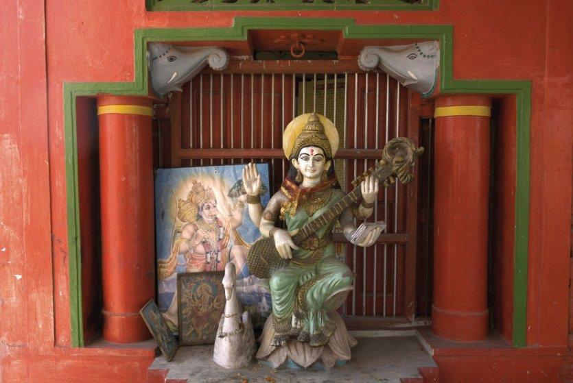 Hindou datant du Royaume-Uni