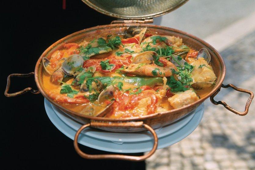 Portugal le guide touristique petit fut cuisine portugaise for Cuisine portugaise
