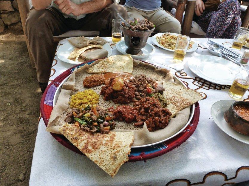 ETHIOPIE Guide Touristique Petit Futé Cuisine Locale - Cuisine ethiopienne
