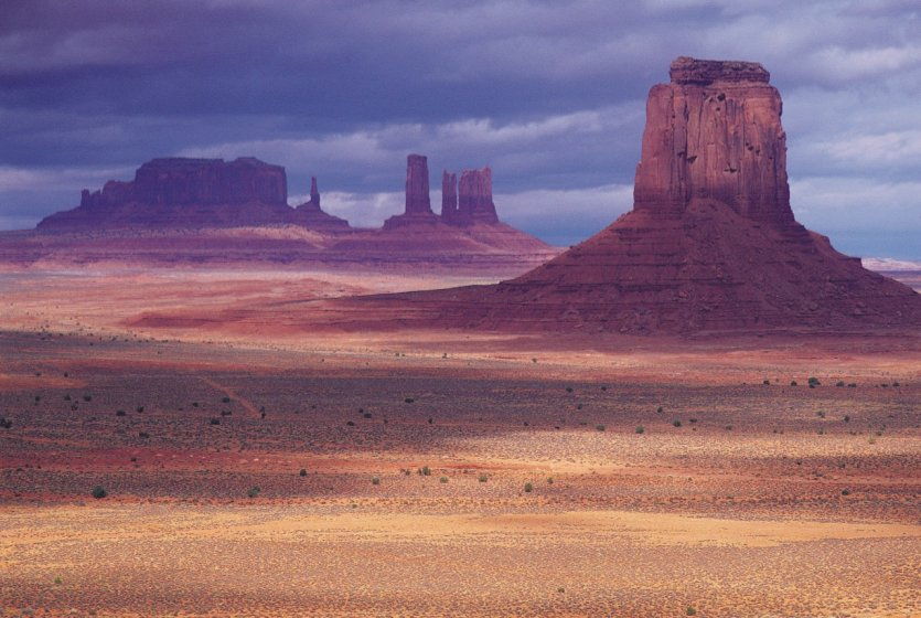 <p>Monument Valley.</p>