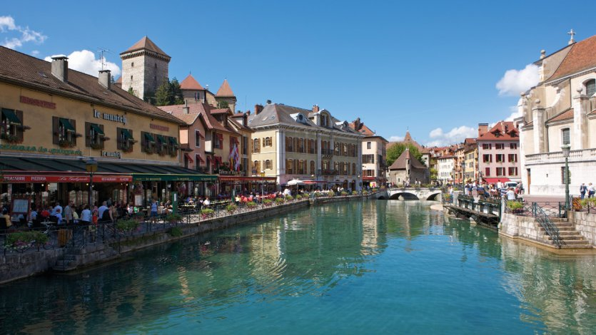 <p>Annecy.</p>