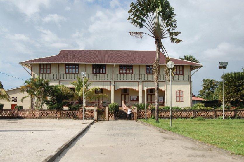 Guyane guide touristique petit fut arts et culture for Acheter maison guyane