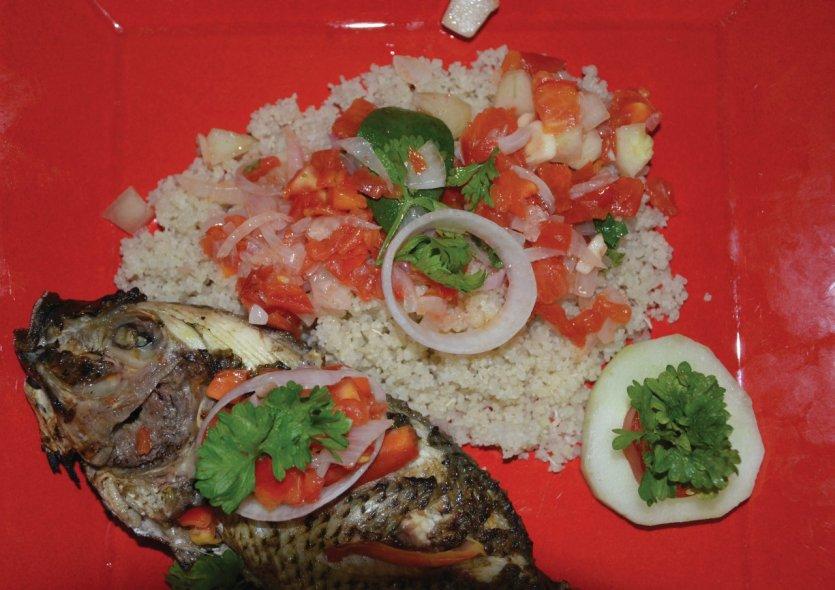 B nin guide touristique petit fut cuisine locale for Cuisine en locale