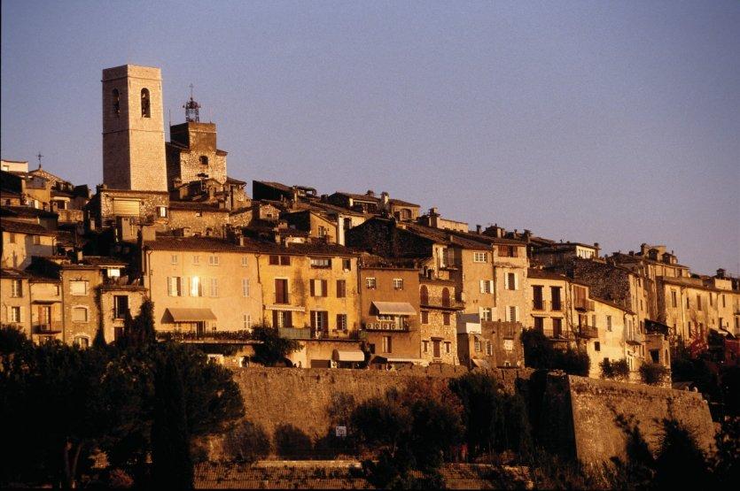 C te d 39 azur monaco guide touristique petit fut les - Office du tourisme saint paul de vence ...