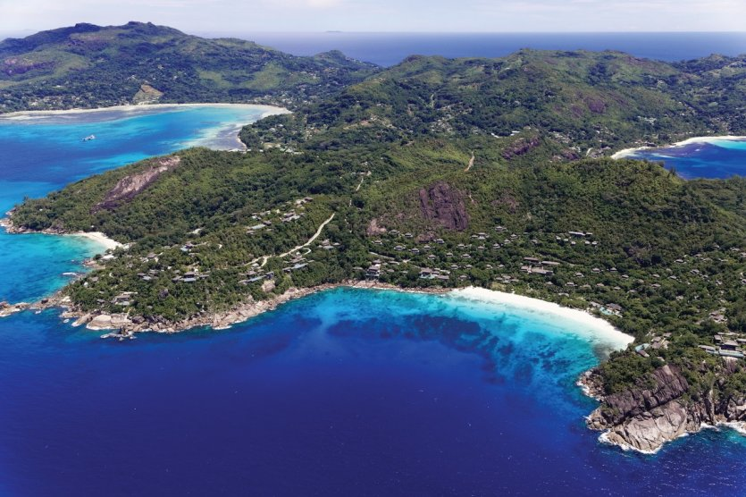 Seychelles guide touristique petit fut survol des seychelles - Office de tourisme des seychelles ...
