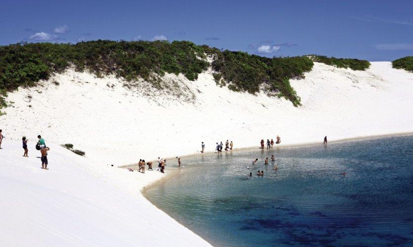 Parque Nacional dos Lençois Maranhenses.