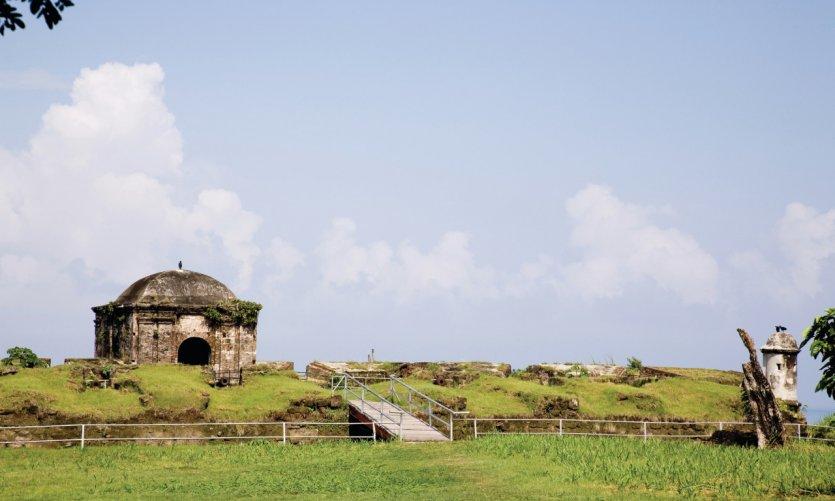 Fort San Lorenzo.