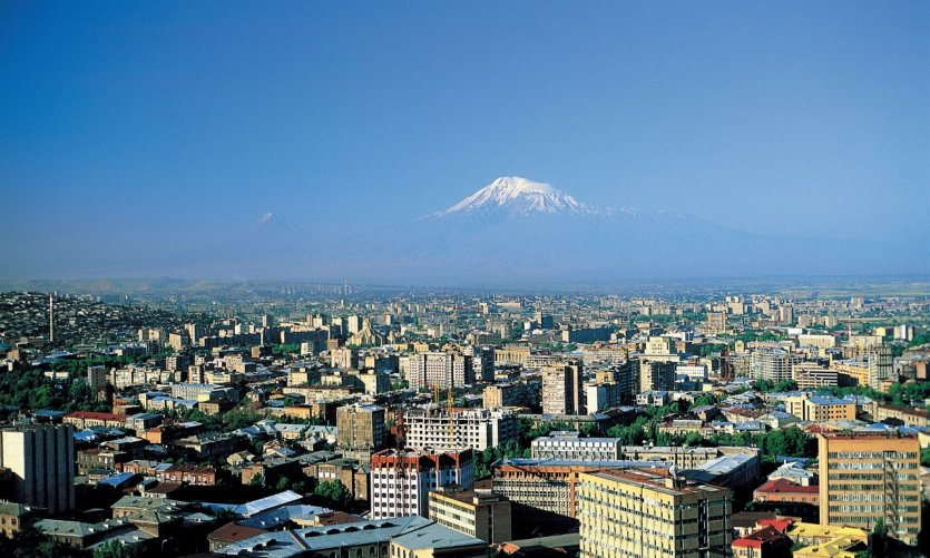 Mont Ararat.