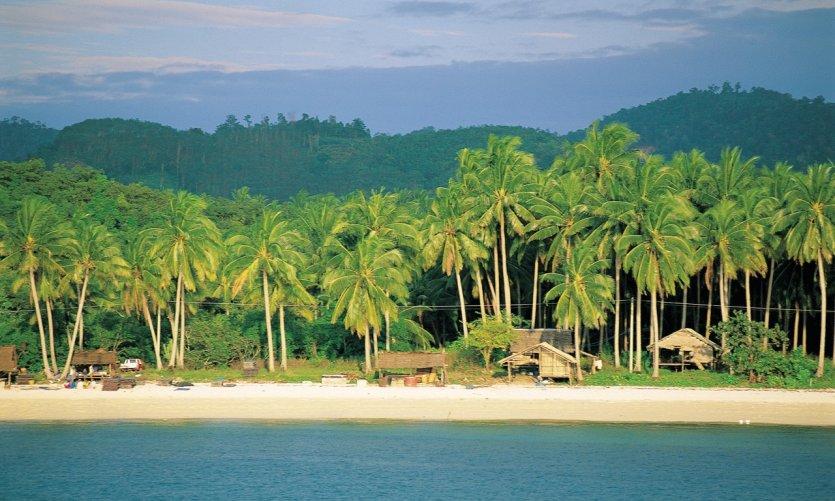 Costa en Koh Phi Phi.