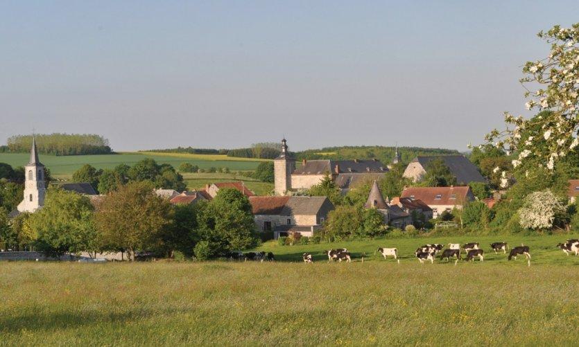 <p>Village de Falaën</p>