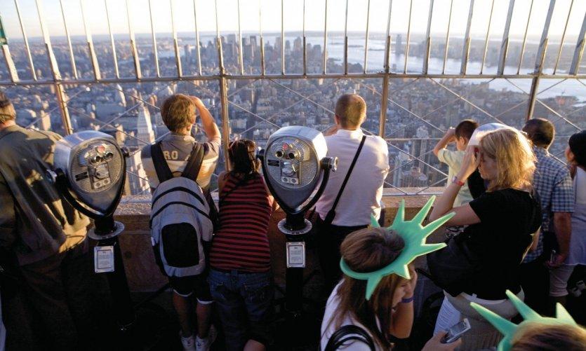 guide touristique de new york